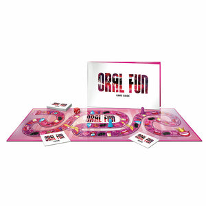 Oral Fun - The Game Of Eating Out Whilst Staying In