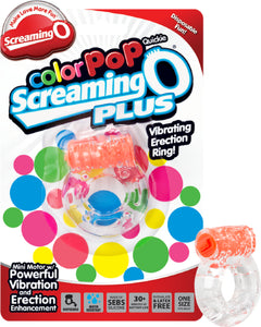 Screaming O Color Pop Quickie Plus