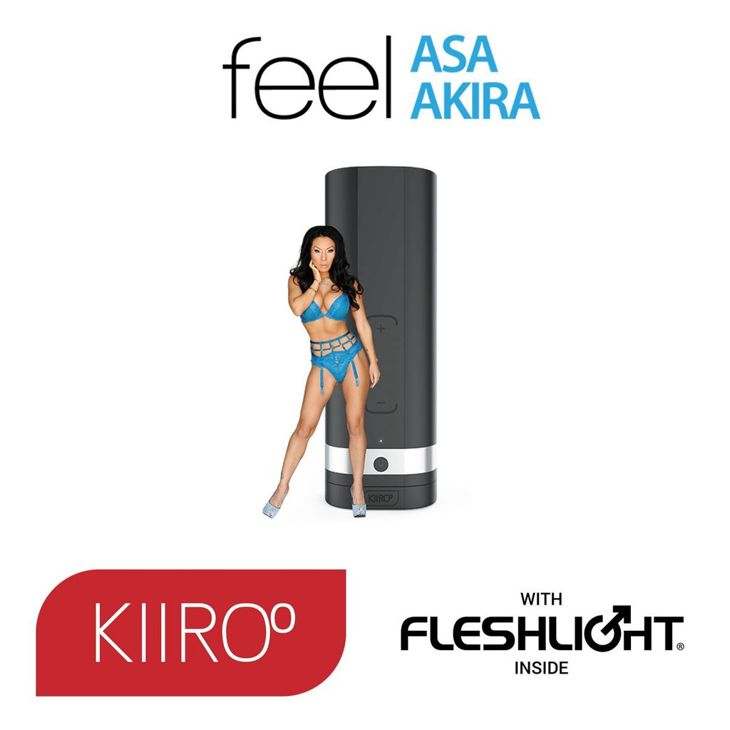 Feel every move of  Asa Akira