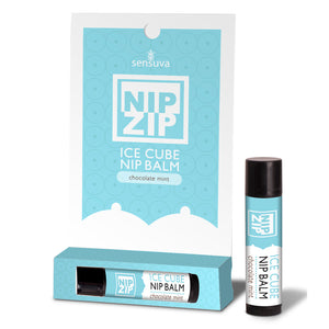 Ice Cube Balm For Your Nipples. Nip Zip Is The Most E