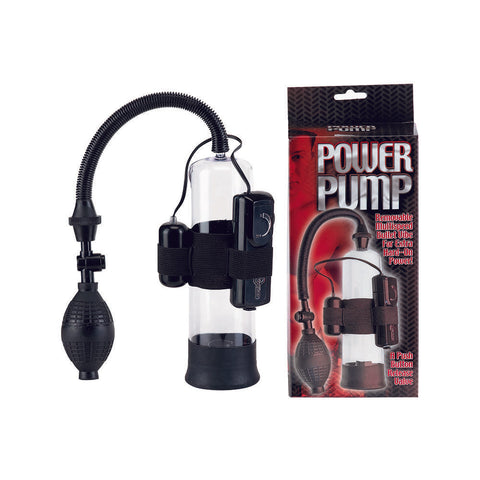 Seven Creations Power Pump - Penis Pumps