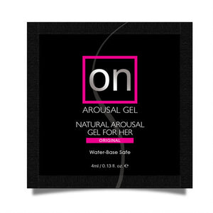 On Arousal Gel For Her Assorted Single Use Packet