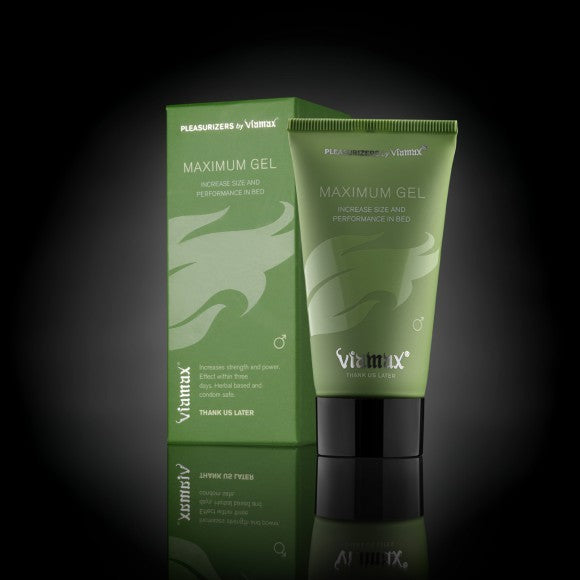 Fast-Acting Herbal Based Maximum Gel Is Designed To