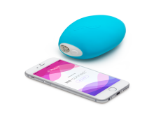 WE-VIBE WISH BLUE - General Vibrators