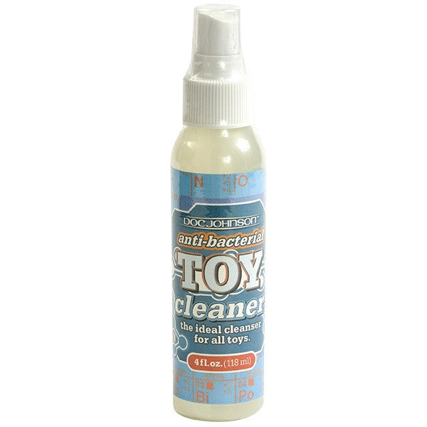 Anti-Bacterial Toy Cleaner Spray | Private Playground: Sex Toys & Adult Products