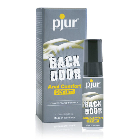 Backdoor Anal Comfort Serum 20mL | Private Playground: Sex Toys & Adult Products