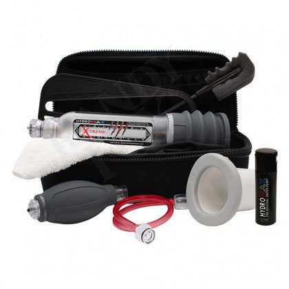 Bathmate Hydromax Xtreme X40 Hydro Pump and Kit | Private Playground: Sex Toys & Adult Products - 2