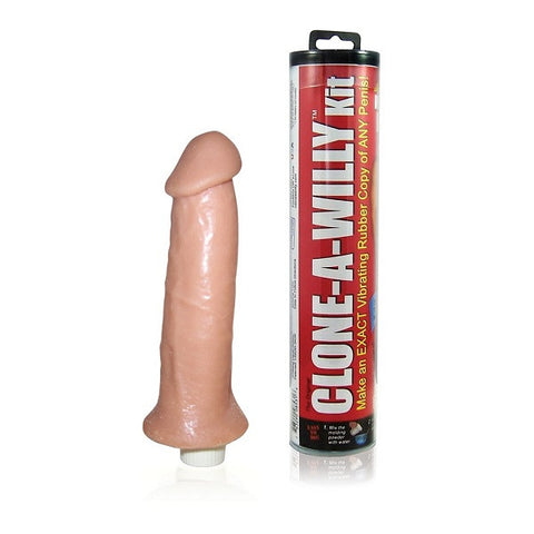 Clone-A-Willy Vibe Kit | Private Playground: Sex Toys & Adult Products - 1