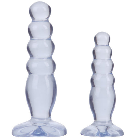 Crystal Jellies Anal Trainer Kit | Private Playground: Sex Toys & Adult Products - 1