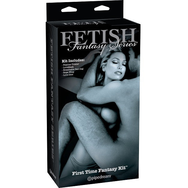 Fetish Fantasy Series Limited Edition First Time Fantasy Kit | Private Playground: Sex Toys & Adult Products - 1