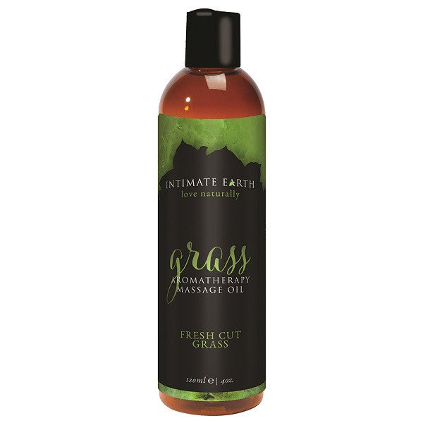 Grass Massage Oil 120mL | Private Playground: Sex Toys & Adult Products