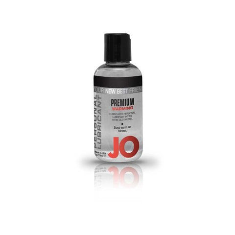JO Premium Silicone Lubricant Warming 2.5oz/74mL | Private Playground: Sex Toys & Adult Products