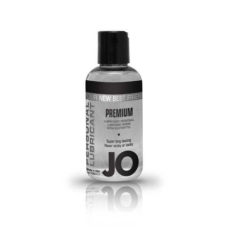 JO Premium Silicone Lubricant 2.5oz/74mL | Private Playground: Sex Toys & Adult Products