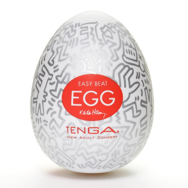 Keith Haring Tenga Egg Party | Private Playground: Sex Toys & Adult Products - 1