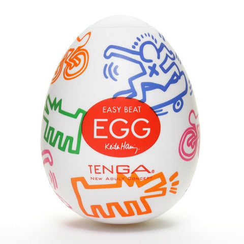 Keith Haring Tenga Egg Street | Private Playground: Sex Toys & Adult Products - 1