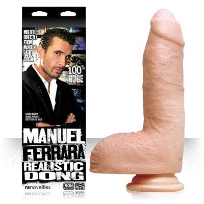 Manuel Ferrara Realistic Dong | Private Playground: Sex Toys & Adult Products - 1