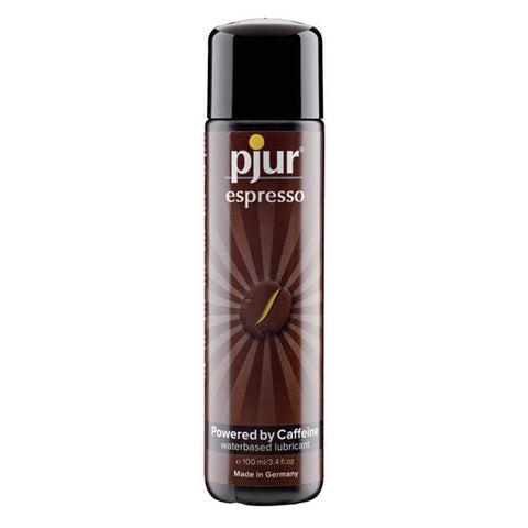 pjur Espresso 100mL | Private Playground: Sex Toys & Adult Products