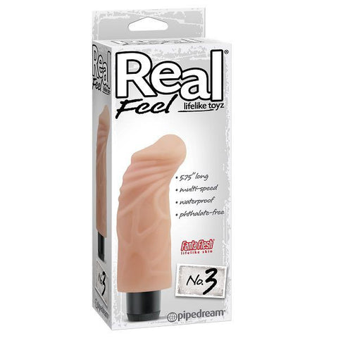 Real Feel Lifelike Toyz No. 3 | Private Playground: Sex Toys & Adult Products - 2