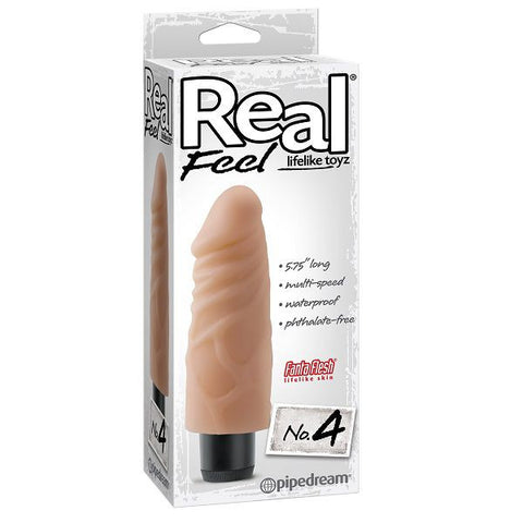 Real Feel Lifelike Toyz No. 4 | Private Playground: Sex Toys & Adult Products - 2