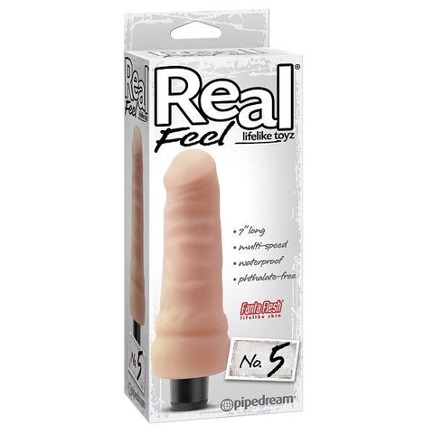 Real Feel Lifelike Toyz No. 5 | Private Playground: Sex Toys & Adult Products - 2