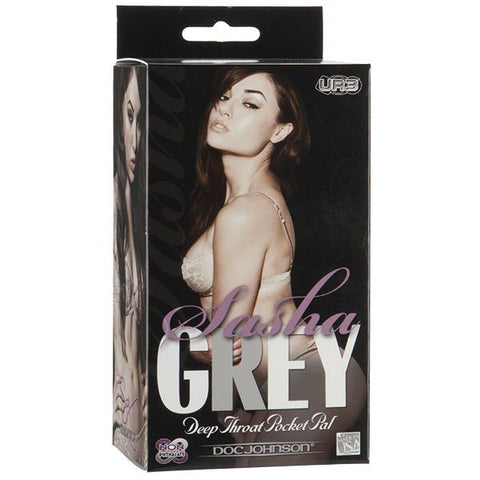 Sasha Grey - Deep Throat Pocket Pal | Private Playground: Sex Toys & Adult Products - 1