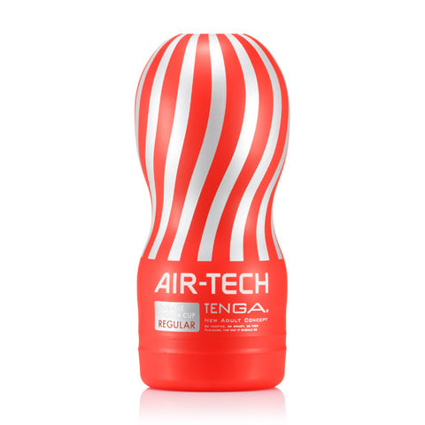 Tenga Air-Tech Reusable Vacuum Cup Regular | Private Playground: Sex Toys & Adult Products - 1