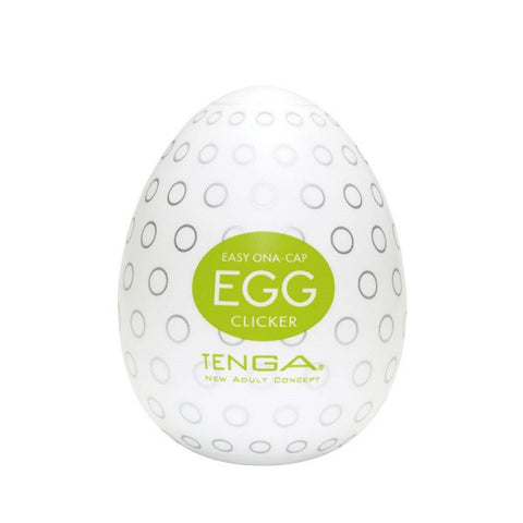 Tenga Egg Clicker | Private Playground: Sex Toys & Adult Products - 1