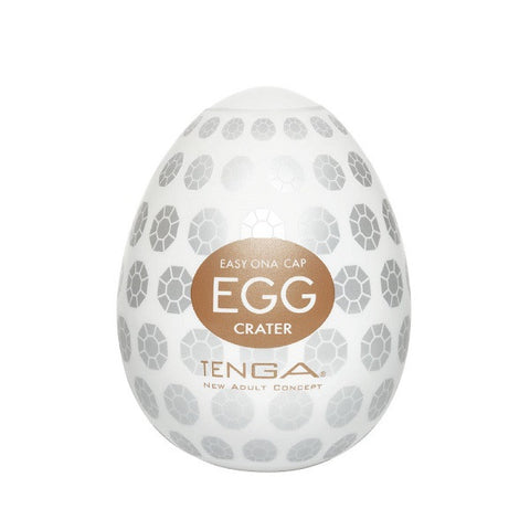 Tenga Egg Crater | Private Playground: Sex Toys & Adult Products - 1
