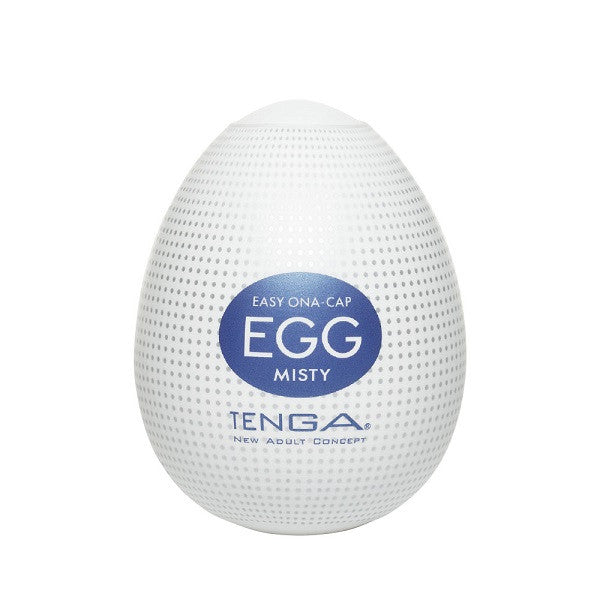 Tenga Egg Misty | Private Playground: Sex Toys & Adult Products - 1