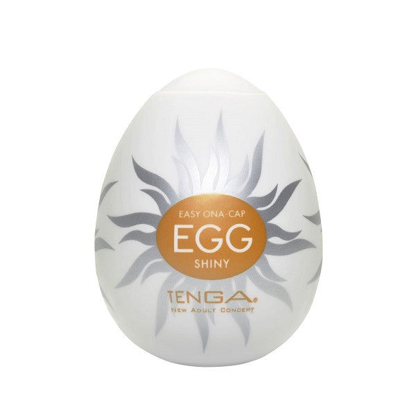 Tenga Egg Shiny | Private Playground: Sex Toys & Adult Products - 1