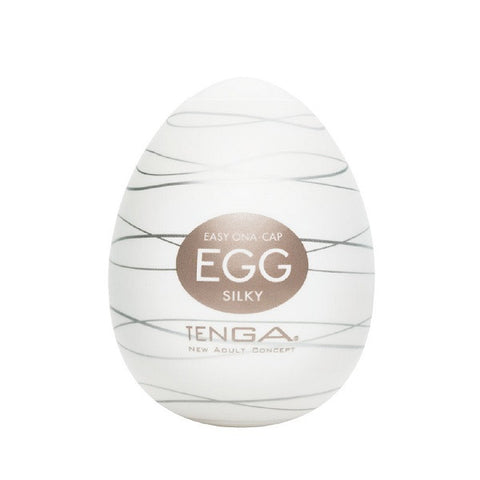 Tenga Egg Silky | Private Playground: Sex Toys & Adult Products - 1