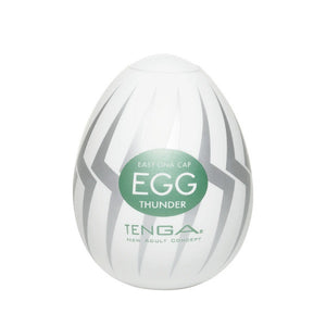 Tenga Egg Thunder | Private Playground: Sex Toys & Adult Products - 1