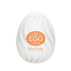 Tenga Egg Twister | Private Playground: Sex Toys & Adult Products - 1