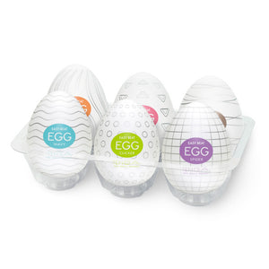 Tenga Eggs Assorted 6 Pack | Private Playground: Sex Toys & Adult Products - 1