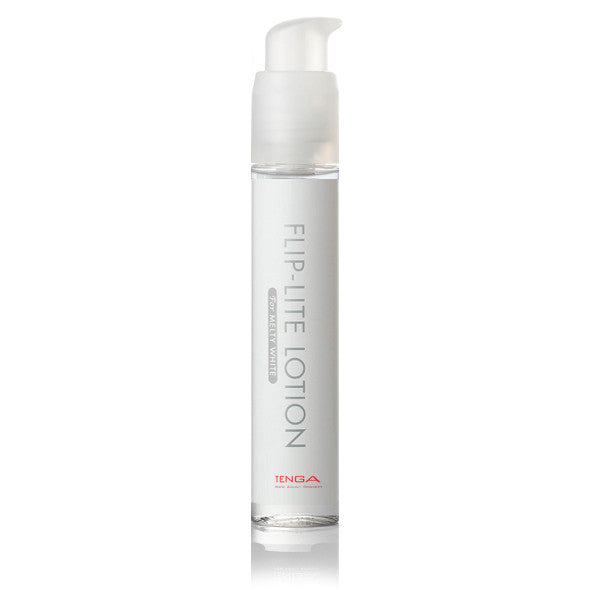 Tenga Flip Air Lotion Melty White 75 mL | Private Playground: Sex Toys & Adult Products - 1