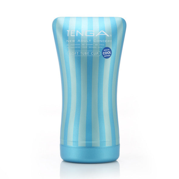 Tenga Soft Tube Cup Cool Edition | Private Playground: Sex Toys & Adult Products - 1