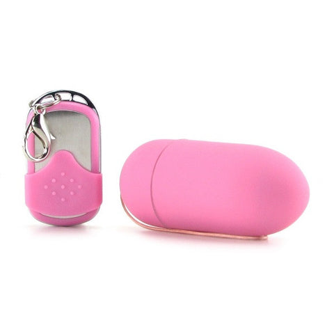 Wireless Egg Vibrator in Pink | Private Playground: Sex Toys & Adult Products - 1