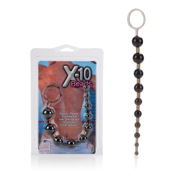 X-10 Beads | Private Playground: Sex Toys & Adult Products - 1