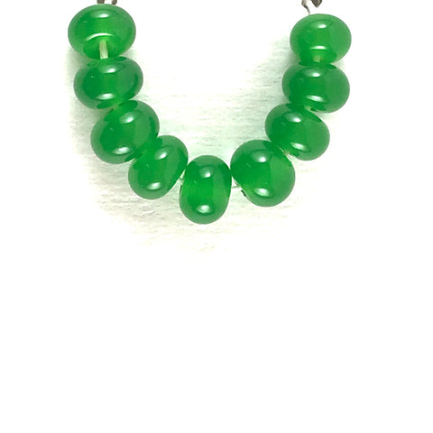 Lime: Lime Peel Single Color Beads