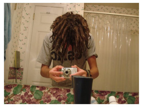 1 Year 2 Week Dreadlocks