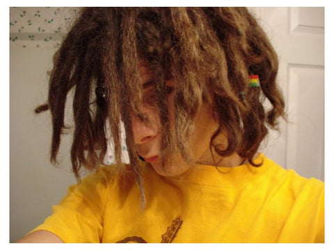 1 Year 4 Week Dreadlocks