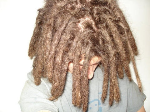 1 Year 11 Months 3 Weeks Dreadlocks