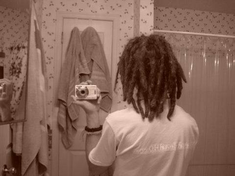 2 Years 2 Weeks Dreadlocks