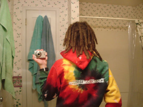2 Years 1 Month 2 Weeks Dreadlocks