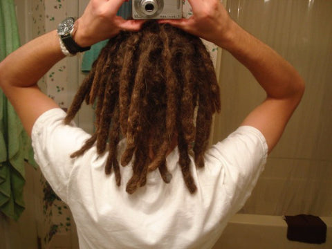 2 Years 2 Months 3 Weeks Dreadlocks