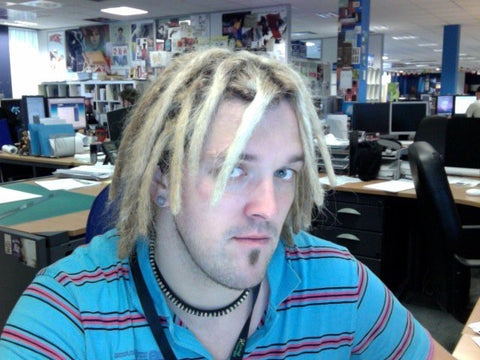 1 Month Dreadlocks