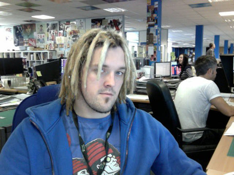 2 Months 6 days Dreadlocks