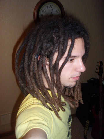 3 Years 3 Months Dreadlocks