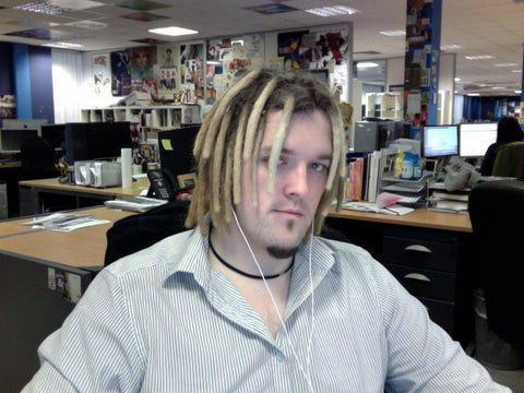 5 Months Dreadlocks