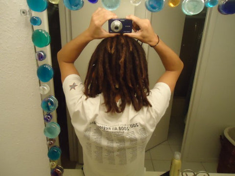7 Months Dreadlocks